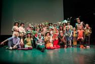 Πάτρα - Με επιτυχία η παράσταση 'Τα μάγια της Πεταλούδας' (φωτο)