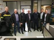 Νίκος Παπαδημάτος: 'Επιβάλλεται η Πυροσβεστική να μετεγκατασταθεί σε νέο σύγχρονο κτίριο'