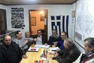 Πάτρα - Εποικοδομητική η συνάντηση Νικολόπουλου με τα μέλη της Συντονιστικής Επιτροπής των κατοίκων του Καστελλοκάμπου