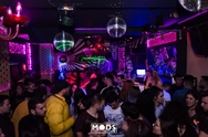 Trash Party at Mods Club 10-04-19