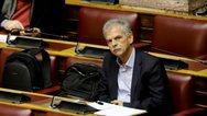 Δανέλλης για Κουρουμπλή: 'Δεν έχει δικαιολογίες για το ραντεβού με Αμβρόσιο'