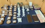 Ρέθυμνο: Δύο συλλήψεις για ναρκωτικά