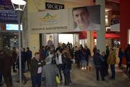 Πάτρα - Άνοιξε το εκλογικό κέντρο του Γρηγόρη Αλεξόπουλου (φωτο)