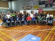 Από τρία χρυσά μετάλλια για Παπαδόπουλο - Καραγιάννη στο Πανελλήνιο πρωτάθλημα παρά Μπάντμιντον