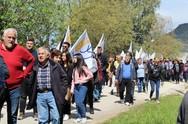 Ο Δήμαρχος Πατρέων έδωσε το παρών στην διαδήλωση της επιτροπής ειρήνης