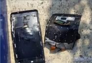 Βέροια: Κινητό τηλέφωνο εξερράγη στα χέρια 24χρονης (video)
