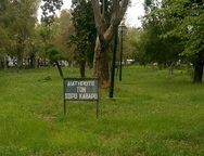 Πάρκο Αγίου Ανδρέα στην Πάτρα: Ένας μικρός 'παράδεισος' κλειδωμένος (pics)