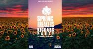 Spring Breakers Kickass Party at More Steps Naja