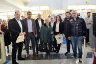 Νεκτάριος Φαρμάκης: '«Μαραθώνιος» μέσα στην κοινωνία'! (φωτο)