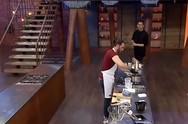 'Φωτιά' στην κουζίνα του MasterChef (video)