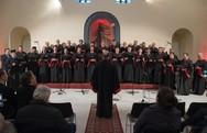Η παραδοσιακή χορωδία 'Θεόδωρος Φωκαεύς' συμμετείχε στο 1ο φεστιβάλ Βυζαντινής Μουσικής
