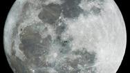 Η Σελήνη χάνει 200 τόνους νερού κάθε χρόνο