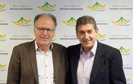Ο Αναστάσιος Παπαλεξόπουλος υποψήφιος με τον Γρηγόρη Αλεξόπουλο
