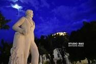 Βανδάλισαν το άγαλμα του Ιωάννη Καποδίστρια στο Ναύπλιο (φωτο+video)