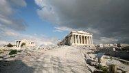 Κεραυνός έπεσε στην Ακρόπολη - Τέσσερις τραυματίες