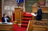 Γερμανικές αποζημιώσεις: Μετωπική σύγκρουση Τσίπρα - Μητσοτάκη στη Βουλή!