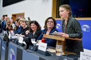 Η 16χρονη μαθήτρια από την Σουηδία που συγκλόνισε το Ευρωκοινοβούλιο (video)