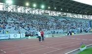 Πάτρα: Kορυφαίοι αθλητές προπονούνται στο Παμπελοποννησιακό Στάδιο