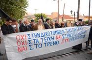Πάτρα: Συνάντηση Πελετίδη - Βούρδα για την υπογειοποίηση του τρένου