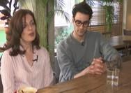 Ο Ίαν Στρατής συστήνει τη μητέρα του (video)