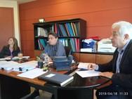 Πάτρα - Πραγματοποιήθηκε συνάντηση του Σωματείου 'Ιπποκράτης' με τον Υποδιοικητή της 6ης Υ.Πε