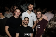 Trash Party at Mods Club 17-04-19