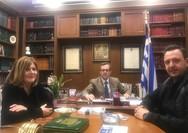 Νίκος Νικολόπουλος: 'Θ' αλλάξει ο τρόπος λειτουργίας των λαϊκών αγορών'