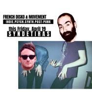 French Disko & Movement στον Συνδετήρα