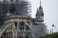 Χτίζουν καθεδρικό ναό από ξύλο για να αντικαταστήσει προσωρινά την Παναγία των Παρισίων