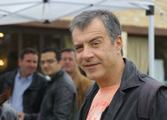 Θεοδωράκης από Πάτρα: 'Το Ποτάμι θα είναι η θετική έκπληξη των ευρωεκλογών'