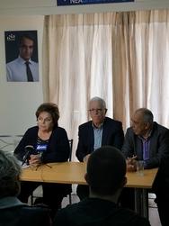 Νίκη Τζαβέλα από Πάτρα: 'Η αντίδραση του κόσμου για όλα όσα έκανε ο ΣΥΡΙΖΑ είναι τεράστια'