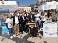 Απόστολος Κατσιφάρας: 'Η διακοπή του καπνίσματος και η άσκηση είναι το μήνυμα ζωής που στέλνει η Περιφέρεια'