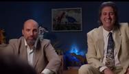 Το σποτ του Ποταμιού για τις ευρωεκλογές: Δύο νονοί τάζουν τα... πάντα (video)
