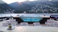 Ιcon: Το πλωτό παλάτι των €50.000.000 «έδεσε» στη Μύκονο