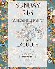 Welcome Springat Vermut
