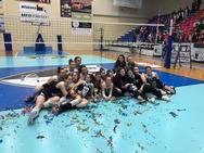 Πρωταθλήτριες Πελοποννήσου τα κορίτσια της ΕΑ Πατρών στο βόλεϊ