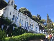 Αίγιο: Ξεκινούν οι εργασίες για το ιερό προσκύνημα στην Παναγία Τρυπητή