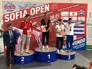 3η θέση για τον Πατρινό Βλάση Πετρόπουλο στους διεθνείς αγώνες G1 της Σόφιας (pics)