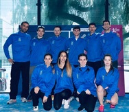 10η θέση για την Ελλάδαστο Πανευρωπαϊκό Πρωτάθλημα του Σκουός