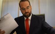 Νεκτάριος Φαρμάκης: 'Μνημείο παλαιοκομματικής νοοτροπίας το τελευταίο Περιφερειακό Συμβούλιο'