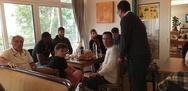 Προμηθέας Πατρών: Επίσκεψη στην μονάδα φροντίδας ηλικιωμένων «Αινείας» (pics)
