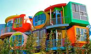 Σπίτι μοιάζει με παιδότοπο στην Ιαπωνία