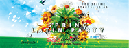 Spring Latin party at Onisimon art cafe and more