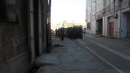 Πάτρα: «Σκούπα» της Αστυνομίας σε ΑΒΕΞ και Λαδόπουλο για απομάκρυνση μεταναστών