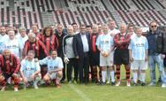 Το έθιμο των παλαιμάχων ποδοσφαιριστών και φέτος ζωντανό στην Πάτρα