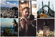 Road trip στην Ευρώπη, με αφετηρία την Πάτρα - Το ταξίδι του Ιάσονα Μαυρομμάτη σε εικόνες!