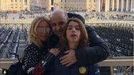 Ταξίδι αναψυχής στη Μαδρίτη για την οικογένεια του Μάρκου Σεφερλή (φωτο)