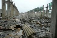 Αχαΐα: Το επικίνδυνο υλικό της πρώην 'Αμιαντίτ' παραμένει στο Δρέπανο