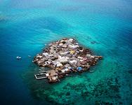 Santa Cruz del Islote - Τo πιο πυκνοκατοικημένο νησί στον κόσμο