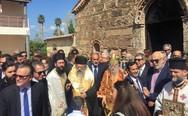 Δυτική Ελλάδα: Στη Γαστούνη ο Περιφερειάρχης Απόστολος Κατσιφάρας (φωτο)
